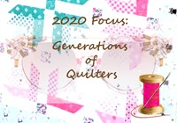 18th Biennial Quilt Show - 2020 Focus:  Generations of Quilters in Valparaiso